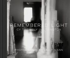Remembered Light: Cy Twombly in Lexington, Sally Mann, Excellent Book