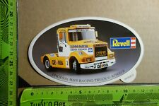 Alter Aufkleber Modellbau Bausätze Spielwaren REVELL Phoenix-Man Racing Truck