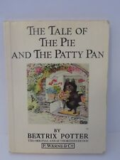 The Tale of The Pie and the Patty Pan By Beatrix Potter Peter Rabbit