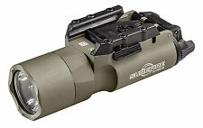 SureFire X300U-A-TN Ultra Weapon Light LED 600 Lumens Rail-Lock Mount Tan