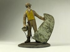 Series 77 US Army 064 American Pilot North Africa 1943 Figurine Made in England