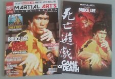 "Bruce Lee ""Martial Arts Illustrated"" inc GAME OF DEATH Postermag magazine"