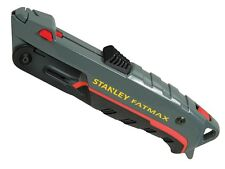 Stanley STA010242 FatMax Snap Off Cartridge Retractable Knife No Blades 0-10-242