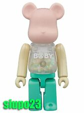 Medicom 100% Bearbrick ~ My First Baby 1st Rainbow Be@rbrick Medicom Toy Plus