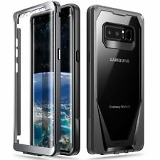 Poetic Guardian Case for Samsung Galaxy Note 8 Black