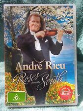 ANDRE RIEU ROSES FROM THE SOUTH, DVD G R4