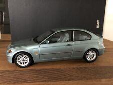 Kyosho 1:18: BMW 325ti Light Green