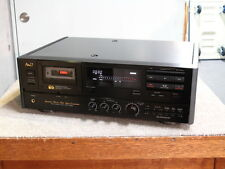 A&D Stereo Cassette Deck GX-Z9100EV  prestigious Akai final machine