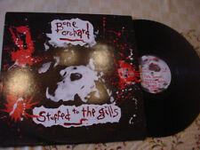 BONE ORCHID nm 6 song ep on JUNGLE 1983, ORIGINAL INNER SLEEVE