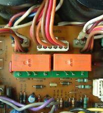 Luxman M-02:  Zwei Lautsprecher Relais / Speaker Relay Set