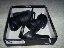 New $70 Simply Vera Vera Wang Women's Black High Heel Shoes Size 6.5 memory foam