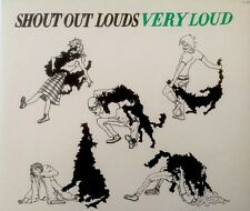 Shout Out Louds - Very Loud (CD 2005) But Then Again No/Wish I Was Dead Pt2