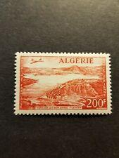 FRANCE COLONIE ALGERIE POSTE AÉRIENNE PA N°14 NEUF ** LUXE MNH 1957 COTE 9€