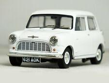 """1:43 IXO Model """"1959 MORRIS MINI MINOR - 621 AOK"""" (White) RARE #MDC026 18 Cooper"""