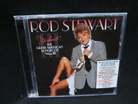 Rod Stewart - Stardust - The Great American Songbook Vol. III - NM - New Case!