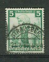 Deutsches Reich Briefmarken 1935 Nothilfe Trachten Mi.Nr.590