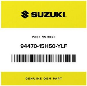 New Suzuki OEM REAR UNDER COWLING for 2015 Hayabusa   94470-15H50-YLF