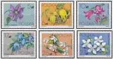 Timbres Flore Pologne 2718/23 ** lot 21077
