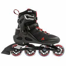 Rollerblade USA Macroblade 80 Mens Adult Fitness Inline Skate Size 11 Black