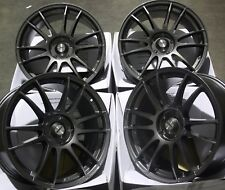 "ALLOY WHEELS X 4 17"" GM CALIBRE SUZUKA FITS VOLVO C30 C70 S70 S60 V70 XC60 XC90"