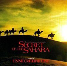 Ennio Morricone - Secret Of The Sahara (Original Soundtrack) [New CD] Italy - Im