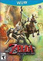 Legend of Zelda: Twilight Princess HD (Nintendo Wii U, 2016)