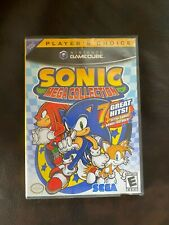 Sonic Mega Collection (Nintendo Gamecube) - Tested, Works