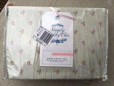 Simply Shabby Chic Rachel Ashwell Ditsy Flowers Twin Sheet Set