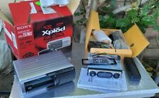 Sony Xplod Cdx-757Mx Cd changer & Xr-Ca630X Fm Am Cassette Player Never Use