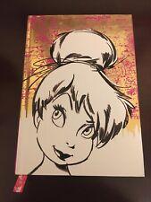 RARE Disney Pink Tinkerbell Journal Notebook