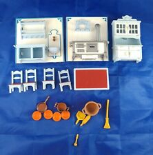 Playmobil Victorian Mansion Kitchen 5322, INCOMPLETE