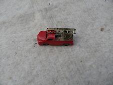altes Spielzeug Feuerwehr Auto Feuerwehrauto  Foreign E. Elimlemez