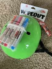 New Wipeout Helmet Plus 8 Youth Size