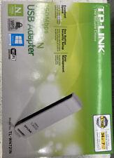 TP-Link 150 Mbps Wireless N USB Adaptor Model TL-WN721N