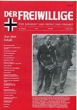 Der Freiwillige Heft 5 Jahr 1988