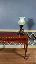 Dollhouse Battery Lighting Modern Lexington Table Lamp 1:12 Miniatures