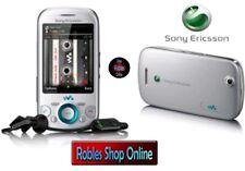 Sony ericsson zylo w20i silver (Sans Simlock) 3 G 4 Band Radio 3mp Walkman Top