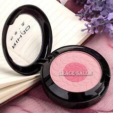 2 Colors Contour Face Cream Blush Powder Cheek Blusher Makeup Cosmetic Pink Nude