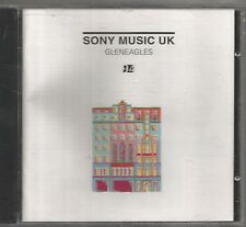 RARE PROMO CD SONY UK GLENEAGLES 94 ALISON MOYET ROACHFORD BASIA DES'REE ROZALLA