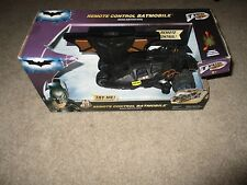Tyco R/C Remote Control Batmobile Tumbler Mattel 2008 In Packaging