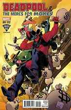 DEADPOOL & THE MERCS FOR MONEY 1 BAM BOOKS A MILLION FRIED PIE VARIANT SOLD OUT