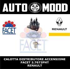ORIGINALE FACET CALOTTA DISTRIBUTORE ACCENSIONE RENAULT- CLIO I - 19 / 21 / SUP5