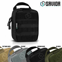 [SAVIOR EQUIP] Military Medical Tactical MOLLE Bag First Aid Kit Case IFAK Pouch