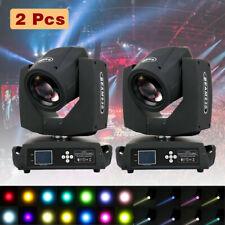 2X 7R Sharpy 230W Zoom Moving Head Beam Light 16Prism Dj Club Stage Lighting