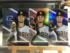 2021 Topps Gold Label Class 1, 2, & 3 - Yu Darvish - Padres