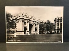 THE MARBLE ARCH, LONDON REAL PHOTOGRAPH POSTCARD