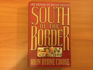 South of the Border by John Byrne Cooke (Hardback)