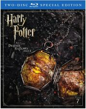 Harry Potter and the Deathly Hallows: Part 1 [New Blu-ray] Special Edition, UV