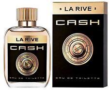 La Rive Cash For Men Perfume EDT 100ml 3.3oz Brand New
