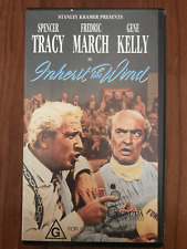 INHERIT THE WIND SPENCER TRACY GENE KELLY ORIGINAL AS NEW PAL VHS VIDEO